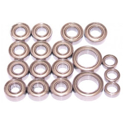 Tamiya CC01 Bearings Ballrace Upgrade for RC Car 18 Bearings
