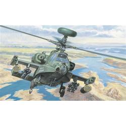 ITALERI AH-64 D Apache Longbow Helicopter 080 1:72 Aircraft Model Kit