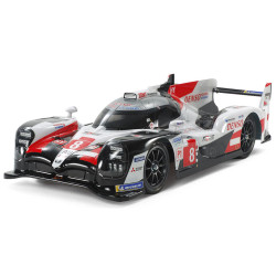 Tamiya 58680 Toyota Gazoo Racing TS050 Hybrid (F103GT) 1:10 RC Assembly Kit