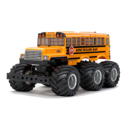 Tamiya RC 58653 King Yellow 6x6 - G6-01 1:18 Assembly Kit