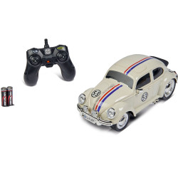 Carson RC VW Beetle Kafer Rally No 53 2.4Ghz 1:14 Ready To Run