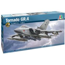 Italeri 2513 Tornado GR4 1:32 Plastic Model Aircraft Kit