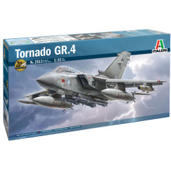 Italeri 2513 Tornado GR4 1:32 Plastic Model Aircraft Kit