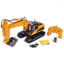 Carson Excavator 15CH 2.4Ghz RTR Ready to Run RC 907332