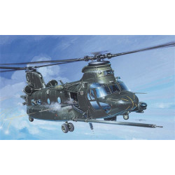ITALERI MH-47 E SOA Chinook Helicopter 1218 1:72 Aircraft Model Kit