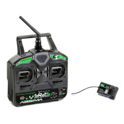 Absima SR2S 2 Channel 2.4ghz Stick Radio Control - RC Car/Boat