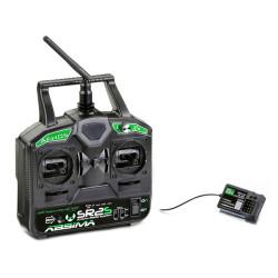 Absima SR2S 2 Channel 2.4ghz Stick Radio Control - RC Car/Boat
