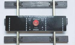 Train Tech Multi Gauge Track Tester for OO/O/G Scales Multi Scale TT10