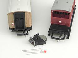 Train Tech Automatic Lighting Effects Modern Flashing Tail Light OO Gauge AL1