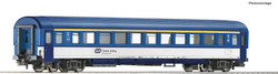 Roco Start CD Amz 1st Class EC Coach VI HO Gauge 54169