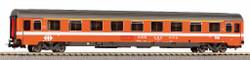 Piko Expert SBB 1st Class Eurofima Coach IV HO Gauge 58531
