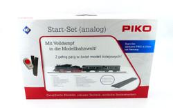Piko Hobby PKP Steam Analogue Starter Set HO Gauge 97933