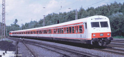 Piko Expert DBAG S-Bahn 2nd Class Coach IV HO Gauge 58500