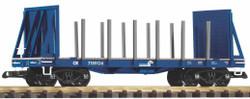 Piko CR Bulkhead Stake Wagon G Gauge 38766