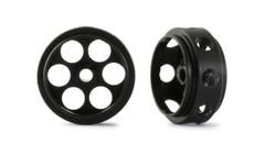 NSR 3/32 CNC Plastic Ultralight Wheels Front 17'' Diameter (2) 1:32 5024