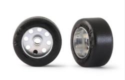 NSR NSR Formula 86/89 Trued Race Tyre 16x8 NF 5291/5020 (2) 1:32 9037