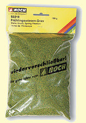 Noch Spring Meadow Scatter Grass 2.5mm (100g) Multi Scale 50210