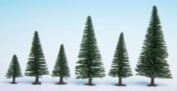 Noch Fir (25) Hobby Trees 3.5-9cm Multi Scale 32820