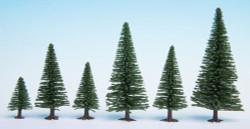Noch Fir (10) Hobby Trees 3.5-9cm Multi Scale 32920