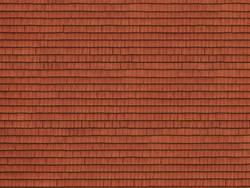 Noch Roof Tile 3D Cardboard Sheet 25x12.5cm HO Gauge 56670