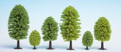 Noch Deciduous (25) Hobby Trees 3.5-5cm Multi Scale 32801