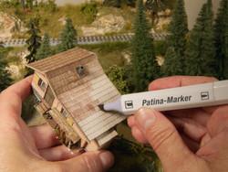 Noch Model Paint Pens (6) Multi Scale 61158