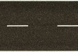 Noch Grey Highway 100x4.8cm N Gauge 34090