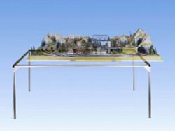 Noch Aluminium Frame 150x100cm Multi Scale 62150