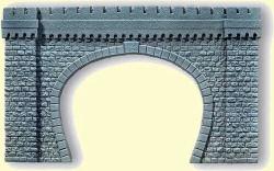 Noch Double Track Tunnel Portal G Gauge 67360