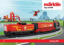 Marklin MyWorld Catalogue 2019 HO Gauge 333371