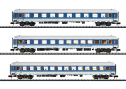 Minitrix DB 30yrs of the InterRegio Coach Set (3) IV N Gauge 15948