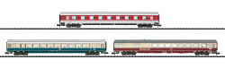 Minitrix DB EC40 Moliere Coach Set (3) V N Gauge 15682