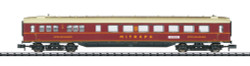 Minitrix DBAG WR4u 100 Years of Mitropa Historic Dining Car V N Gauge 15707