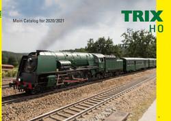 Trix Trix HO Catalogue 2020/21 HO Gauge 19850