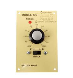 Gaugemaster Single Track Panel Mounted Controller for O Scale O Gauge GMC-100.O