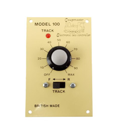 Gaugemaster Single Track Panel Mounted Controller for O Scale O Gauge GMC-100.O