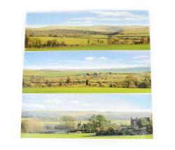 Gaugemaster Countryside Small Photo Backscene (1372x152mm) N Gauge GM752
