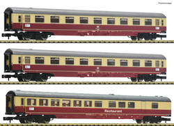 Fleischmann DB Christoforus-Express Coach Set (3) IV N Gauge 881912