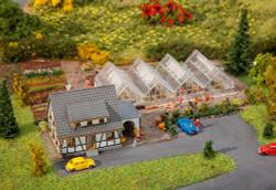 Faller Garden Centre Building Kit III Z Gauge 282788