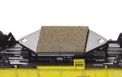 Gaugemaster Track Cleaning Pad for GM4430101 OO Gauge GM4930101