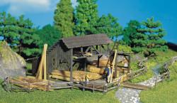 Faller Lumber Yard Building Kit II N Gauge 272530