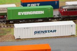 Faller Genstar 40' Hi Cube Container V N Gauge 272840