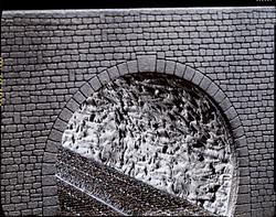 Faller Rock Tunnel Tube Decorative Sheet I N Gauge 272636