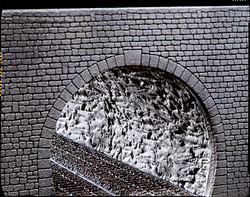 Faller Rock Tunnel Tube Decorative Sheet I N Gauge 272636