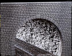 Faller Decorative Sheet Rock Tunnel Tube I Z Gauge 282960