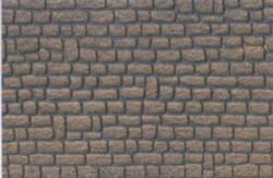 Faller Natural Cut Stone Decorative Sheet 220x60x4mm Z Gauge 282942