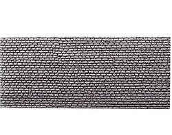 Faller Natural Stone Ashlars Decorative Sheet 370x125x4mm (2) N Gauge 272650