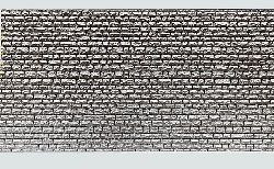 Faller Stretching Masonry Decorative Sheet 370x125x4mm (2) N Gauge 272651