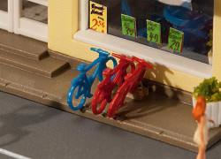 Faller Bicycles (8) Building Kit II N Gauge 272903