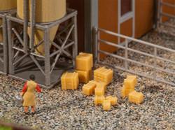 Faller Boxes (40) Building Kit I N Gauge 272906